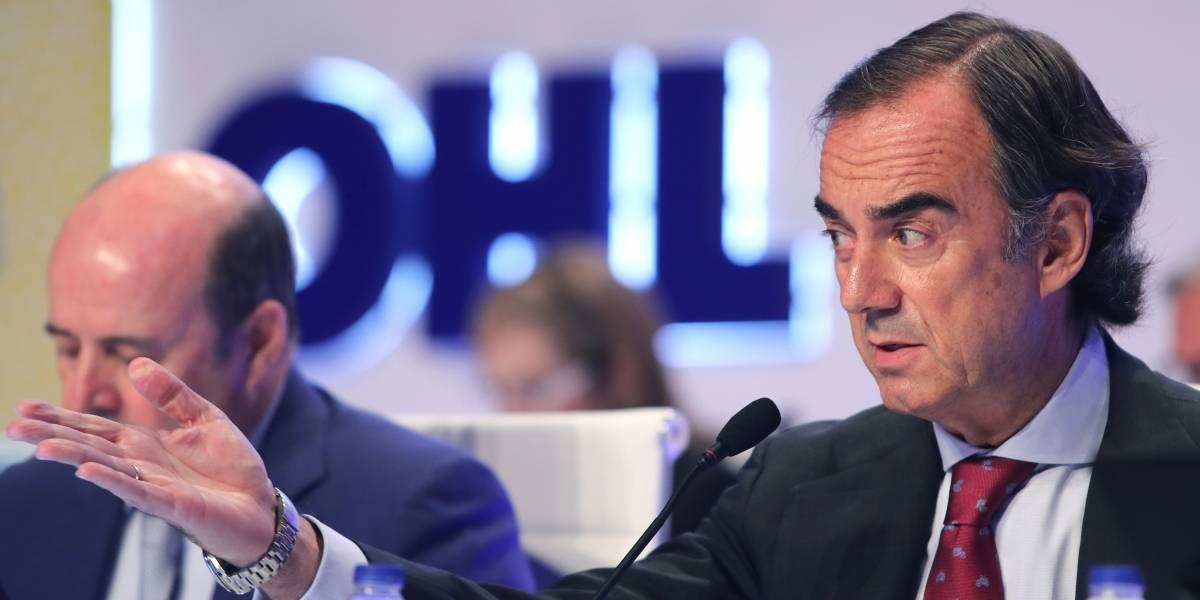 OHL se dispara un 4.3 % en bolsa ante posible fusión con la mexicana Caabsa