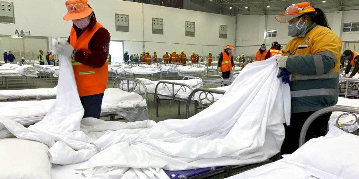 Hong Kong: Un muerto por coronavirus y huelga sanitaria