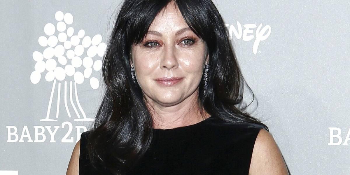 "Shannen Doherty actriz de ""Beverly Hills,  90210"" revela que padece de cáncer nuevamente"