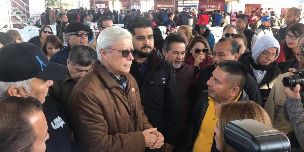 Promete Bonilla mejorar economía y salud en primer informe de gobierno