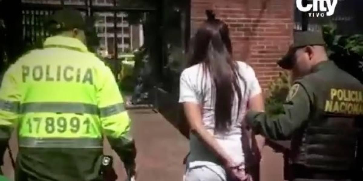 Exempleada de hospital intentó secuestrar una recién nacida en Bogotá
