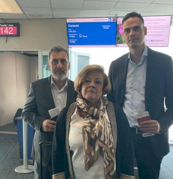 Comisión DDHH le prohiben viajar a Venezuela