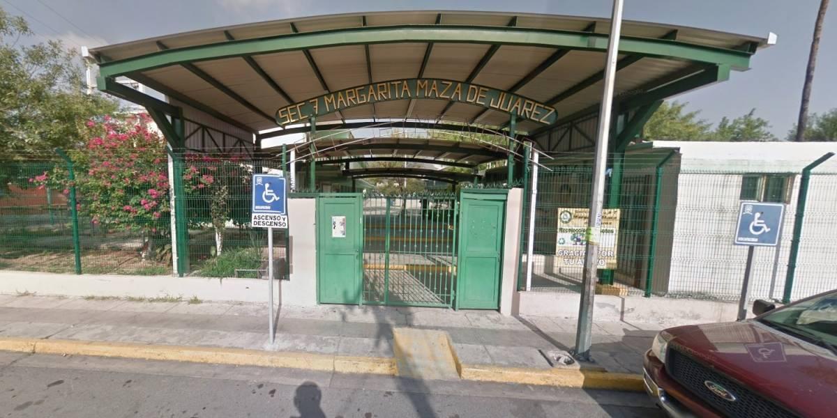 Alumno amenaza con realizar tiroteo en secundaria de Nuevo León