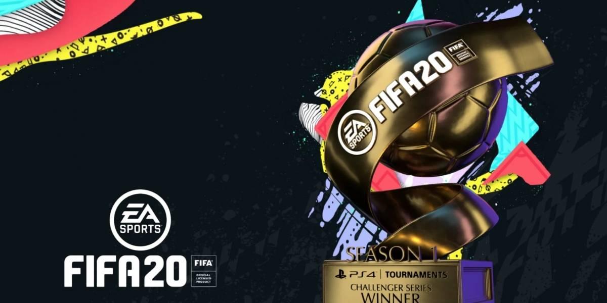 PS4 Tournaments traz novas temporadas do game 'Mortal Kombat 11' e 'FIFA 20'