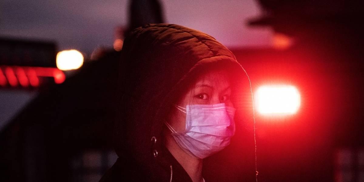 Mujer argumenta venir de Wuhan y tener coronavirus para escapar de una violación