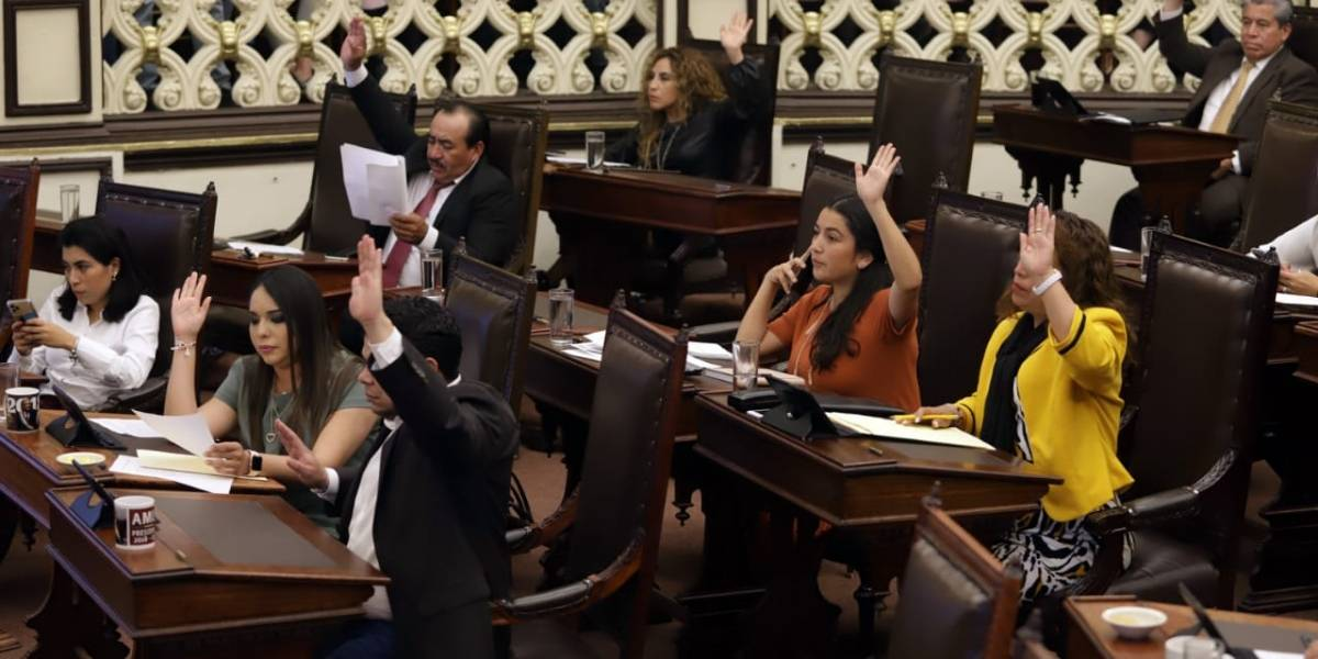 Congreso poblano elimina condonación de impuestos a empresas