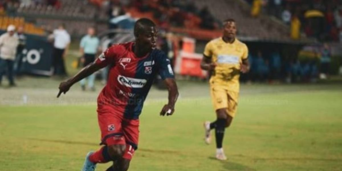 Ind. Medellín vs. Dep. Táchira | Debuta el Poderoso en la Copa Libertadores