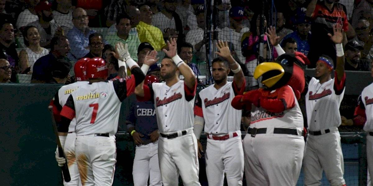 Venezuela a semifinales en Serie del Caribe tras derrotar a Puerto Rico