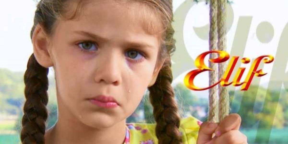 El tiempo pasa y así se ve la protagonista de Elif