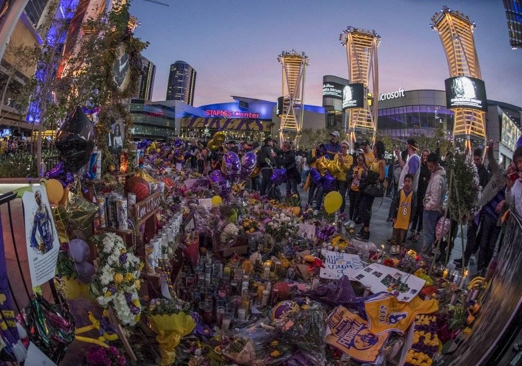Entregan restos de Kobe Bryant y su hija Gianna