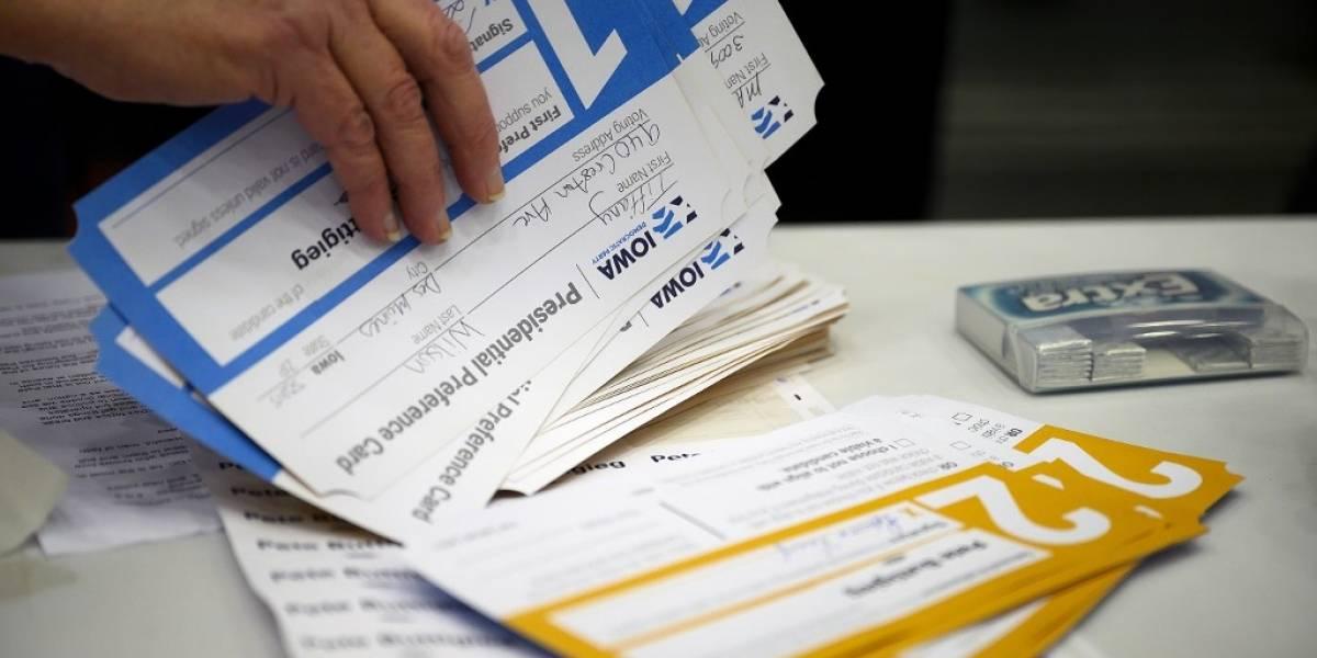 Iowa aún aguarda resultados tras fiasco en primarias demócratas