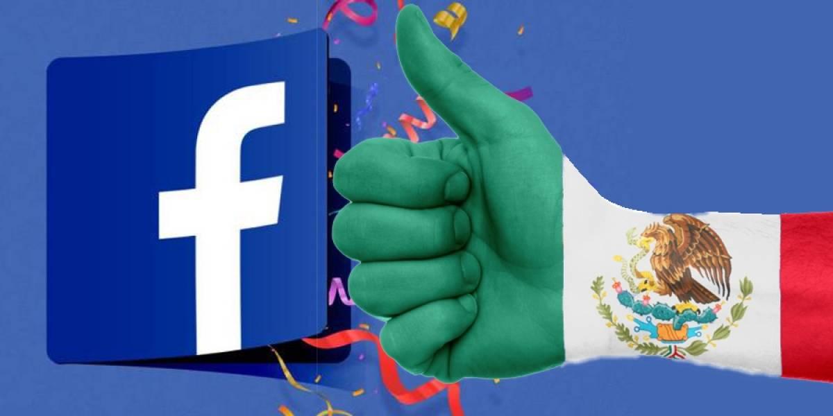 Facebook conquista México con 80 millones de usuarios, 90% recibe fake news