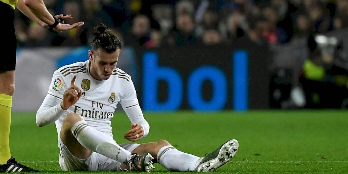 ¿Gareth Bale tocó fondo con el Real Madrid?