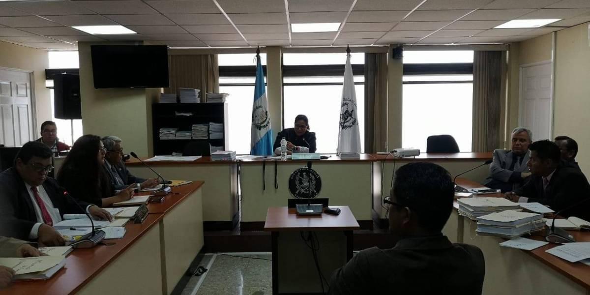 Aceptan perito y consultor en caso de genocidio contra militar Luis Enrique Mendoza García