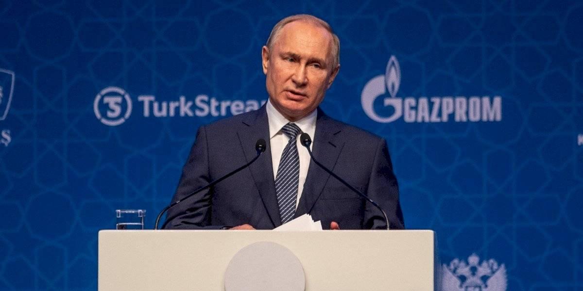Putin niega que propusiera reforma constitucional para seguir en el poder