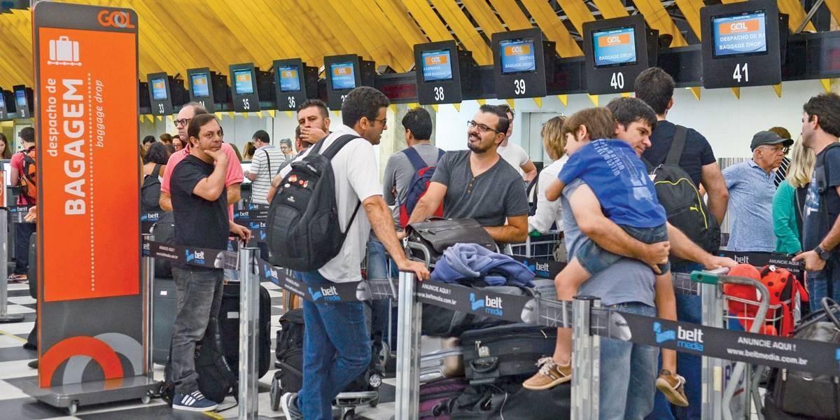 Em meio ao coronavírus, Gol oferece passagens gratuitas para profissionais de saúde