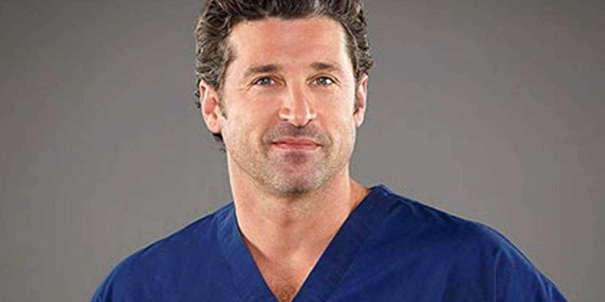 """Así luce Patrick Dempsey a 5 años de dejar """"Grey's Anatomy"""""""