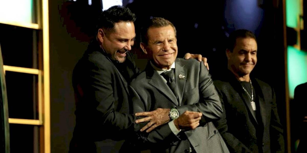 Julio César Chávez insiste en pelear por tercera vez con Oscar de la Hoya