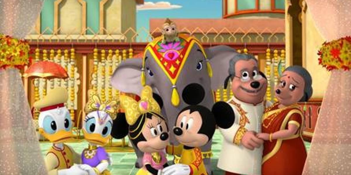 ¡Para los más pequeños! Llegan las nuevas aventuras de Mickey Mouse