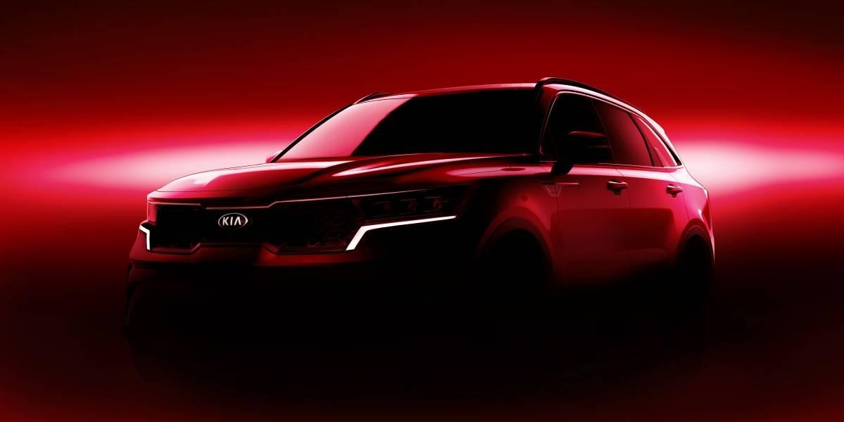Lo que sabemos de la cuarta generación de KIA Sorento que debutará en el Auto Show de Ginebra