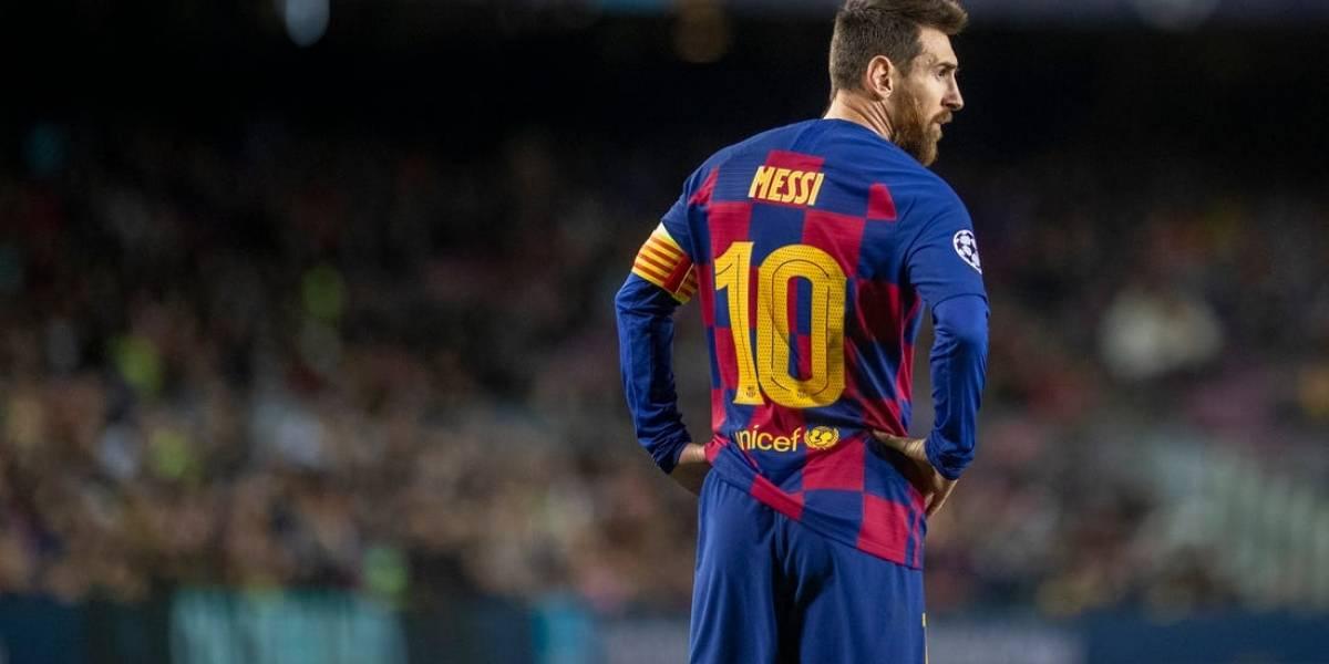 Leo Messi sufre molestias: alarma en el Barcelona ante una eventual lesión