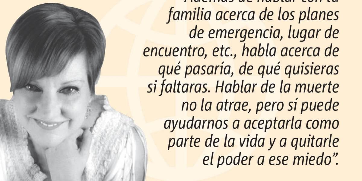 Opinión de Lily García: Entre temblores y cabo sueltos