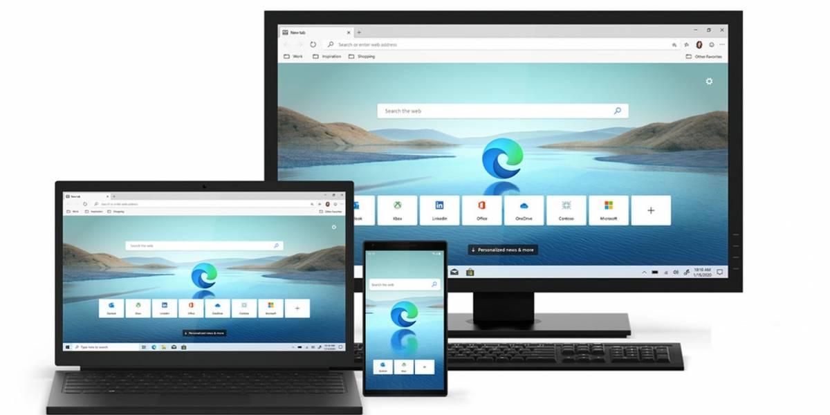 Coronavirus: Microsoft frena desarrollo del nuevo navegador Edge