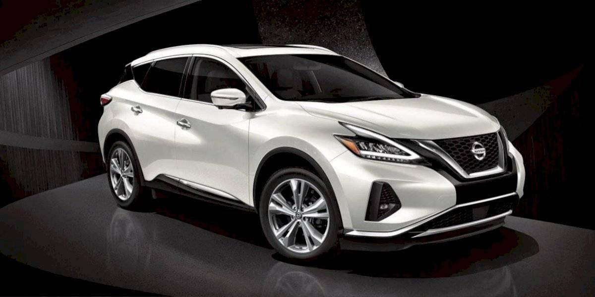 Nissan renueva el diseño de su Murano y agrega movilidad inteligente