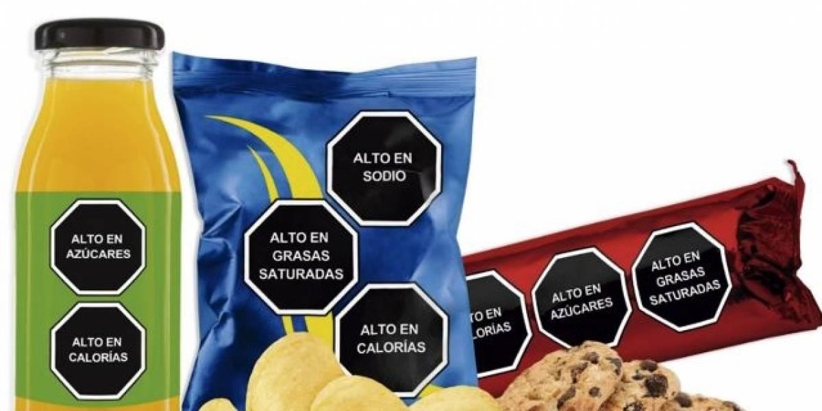 Nuevo etiquetado impondría alertas de nutrición imprecisas a 85% de productos: IP
