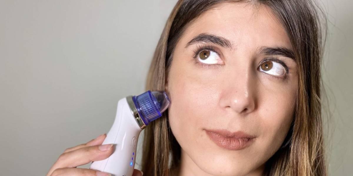 Piel bonita sin mucho esfuerzo: review de la aspiradora facial Siegen [FW Labs]