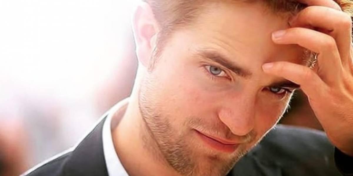 Robert Pattinson es el hombre más guapo de la Tierra, según la ciencia