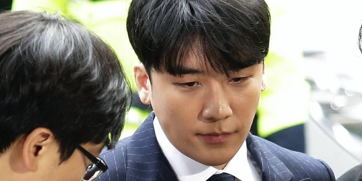 Astro del K-pop Seungri podría enfrentar corte marcial
