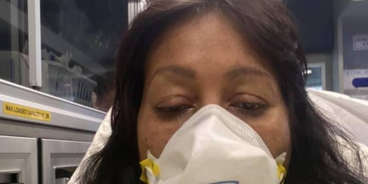 Mujer narra lo que vivió en hospital de Fajardo tras personal médico pensar que tenía coronavirus