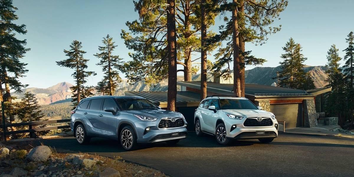 La nueva Toyota Highlander 2020, precios y versiones