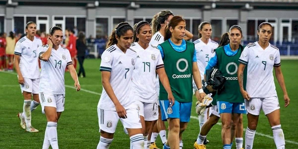 Tricolor femenil se jugará el pase a Tokio 2020 ante Estados Unidos