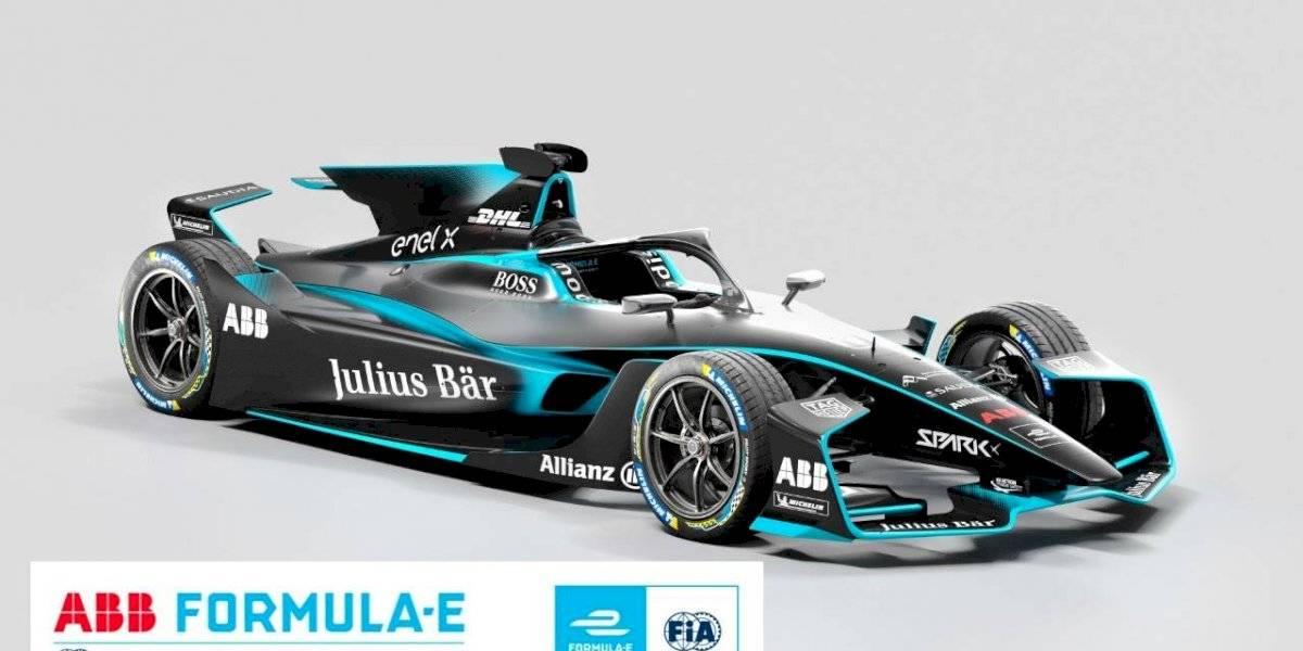 Fórmula E anuncia nuevo Gen2 EVO para la temporada 20-21