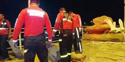 Tres fallecidos y cinco afectados por escape de gas de embarcación en Jaramijó