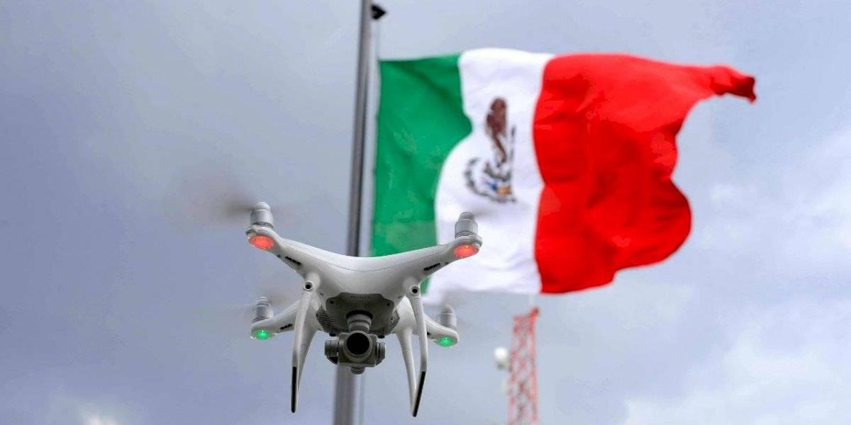 Drones tienen un alcance más que recreativo: Seguritech