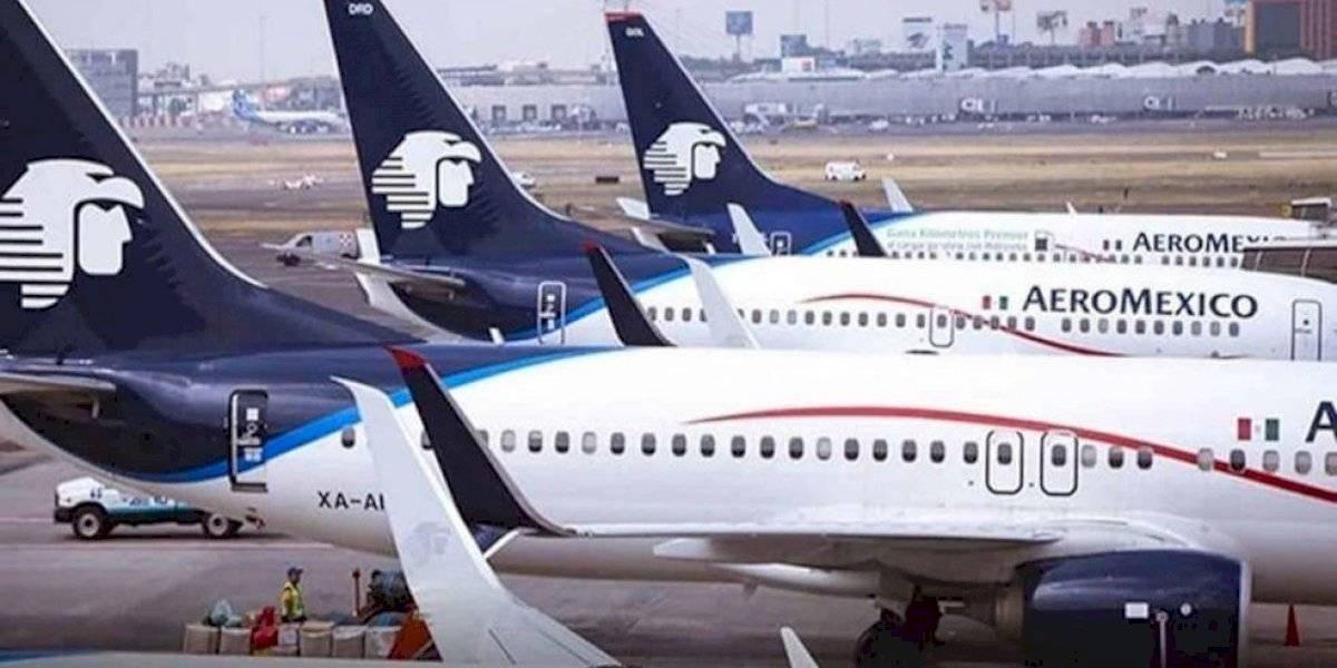 Aeroméxico apuesta a las rutas de negocios