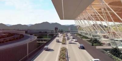 Anuncian inversión en el aeropuerto tapatío; mientras tanto siguen las protestas