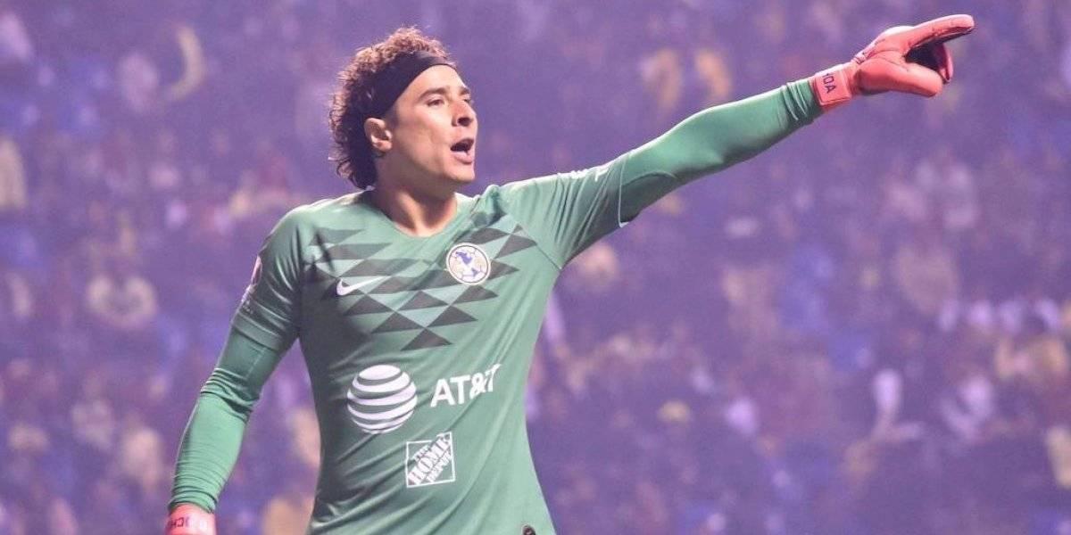 Guillermo Ochoa y Bruno Valdez dan triunfo al América sobre Puebla