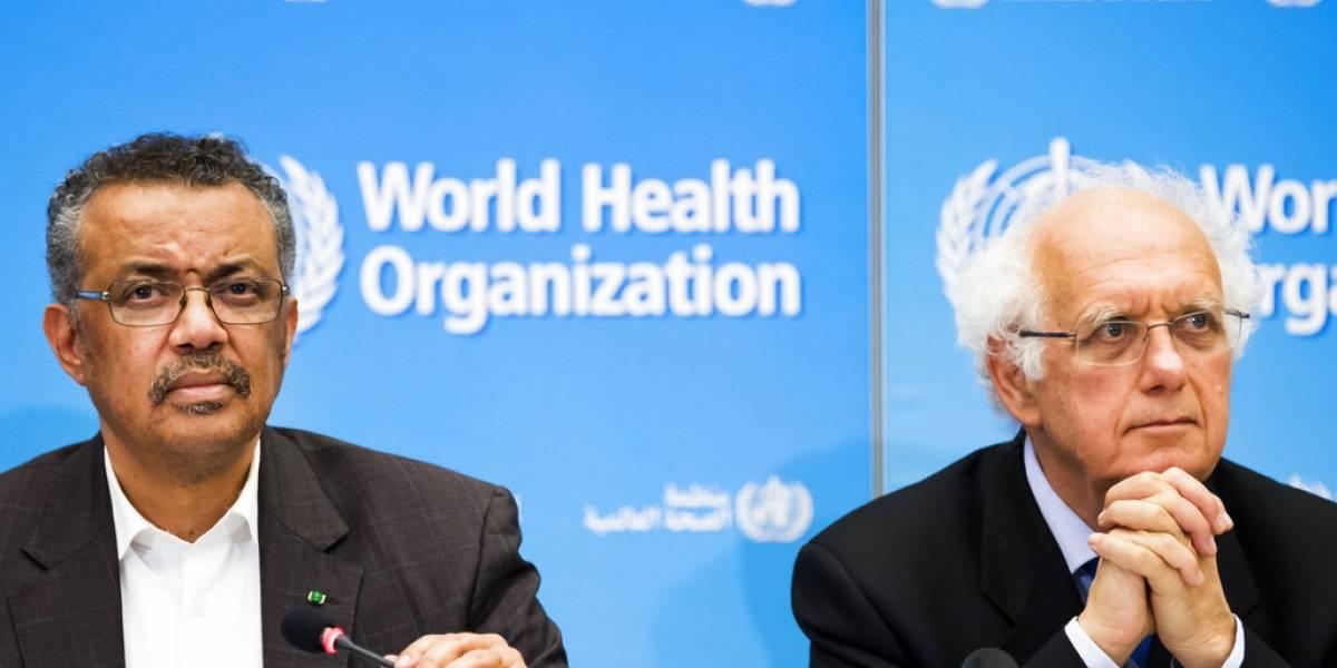 OMS pide 675 millones de dólares para luchar contra el coronavirus