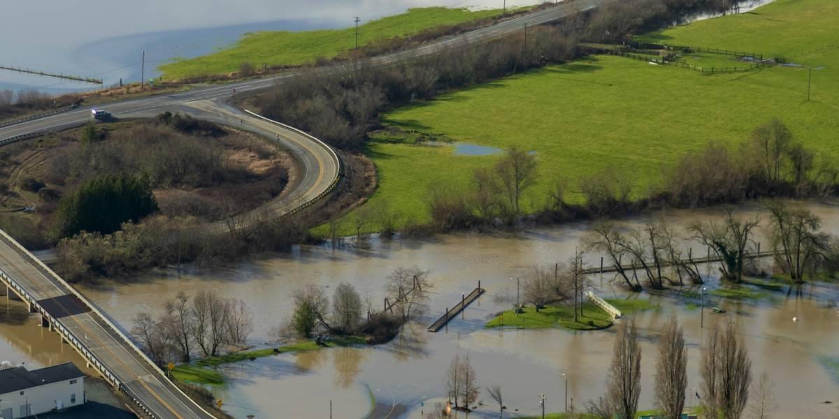 Cientos de evacuados por inundaciones en Nueva Zelanda