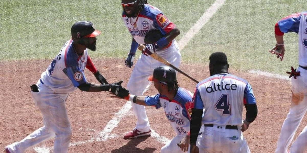 Wilkin Castillo da otra victoria a R. D. en la Serie del Caribe