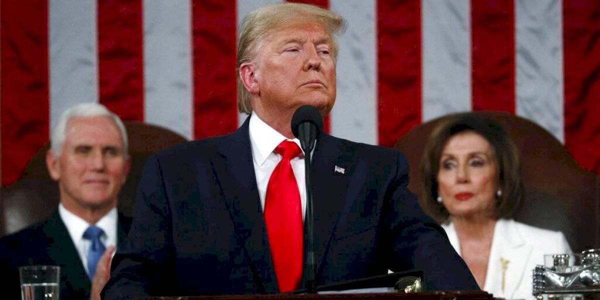 La mujer que desafió a Trump: el gesto de Nancy Pelosi durante discurso del estado de la Unión que dio la vuelta al mundo