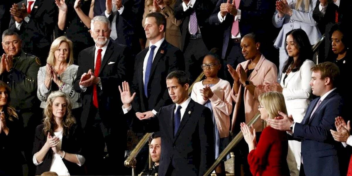 Juan Guaidó ratifica alianza con Donald Trump