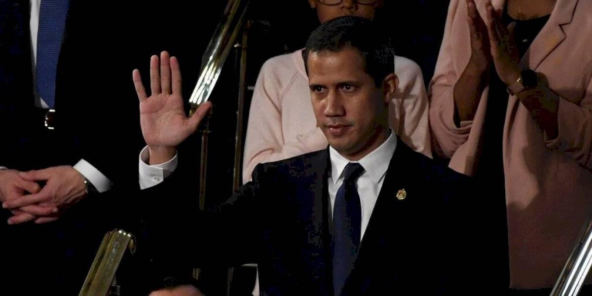 Donald Trump se reúne con Juan Guaidó en la Casa Blanca