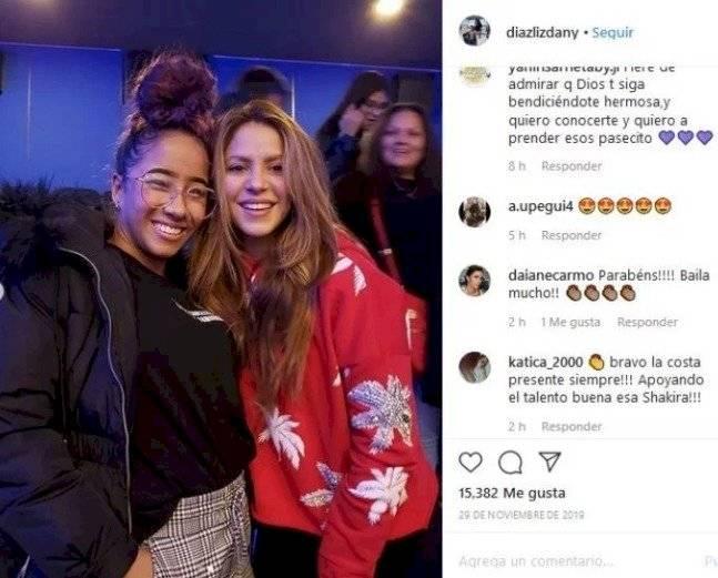Así es la joven coreógrafa de Shakira del Super Bowl 2020