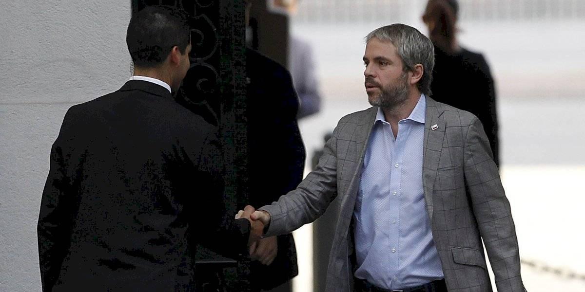 """Blumel y su relación con el Plebiscito: """"Sería bastante imprudente si señalara mi posición"""""""
