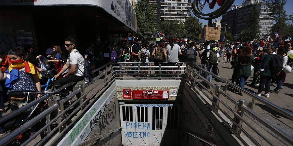 Carabineros sacará Comisaría de Estación Baquedano